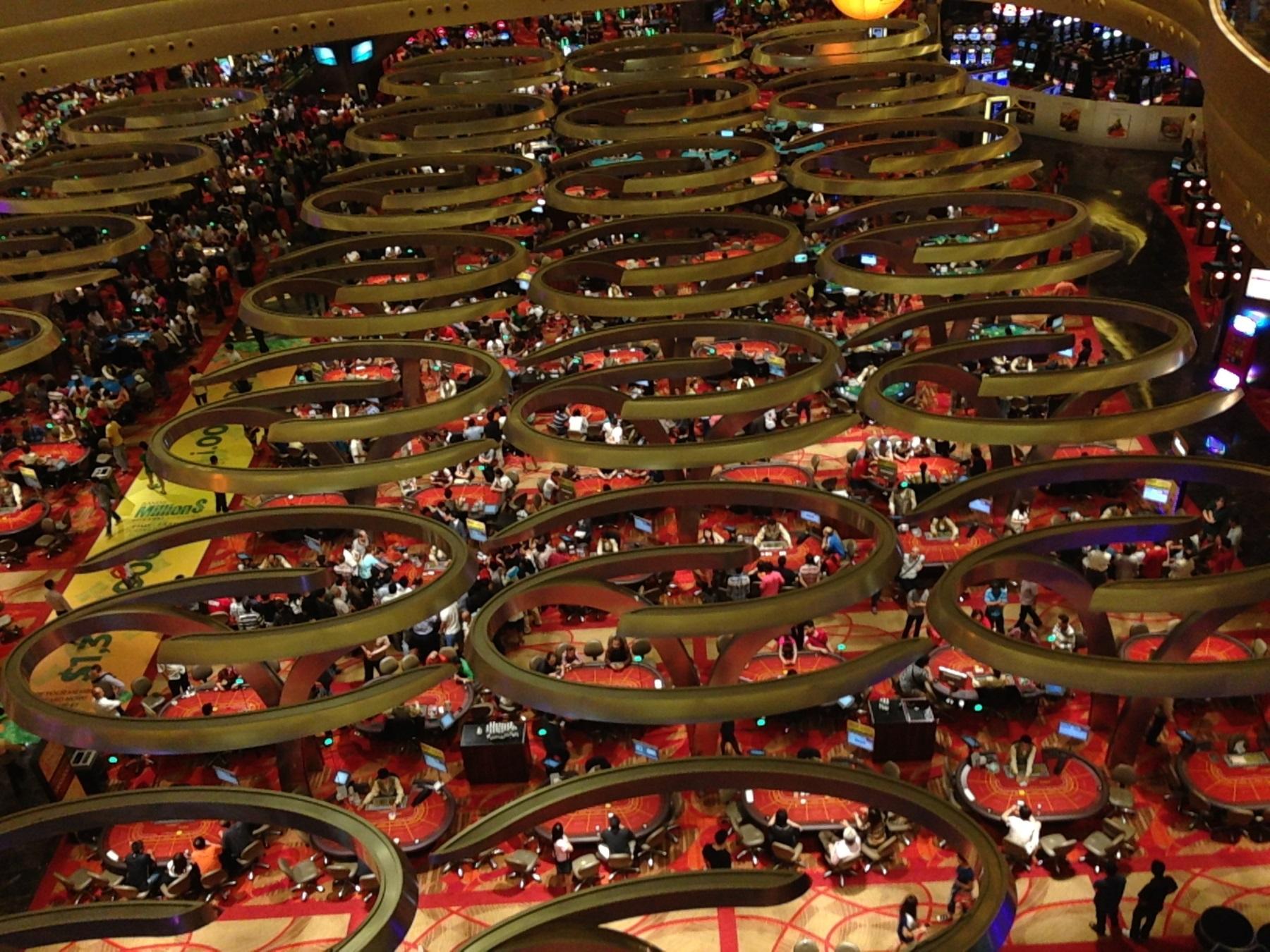 Сингапур казино