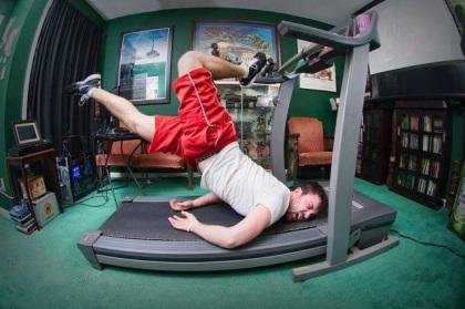 физическая активность с утра