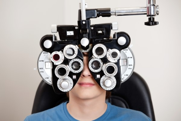 Optometry Exam