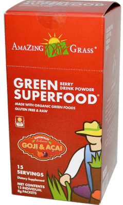 Amazin grass superfood