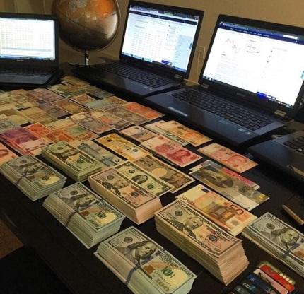 Деньги на мартингейле