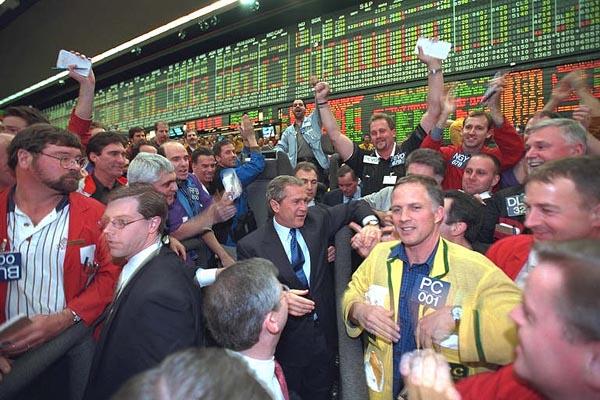 Chicago Mercantile Exchange G. Bush - Объемы на форекс, где и как их смотреть