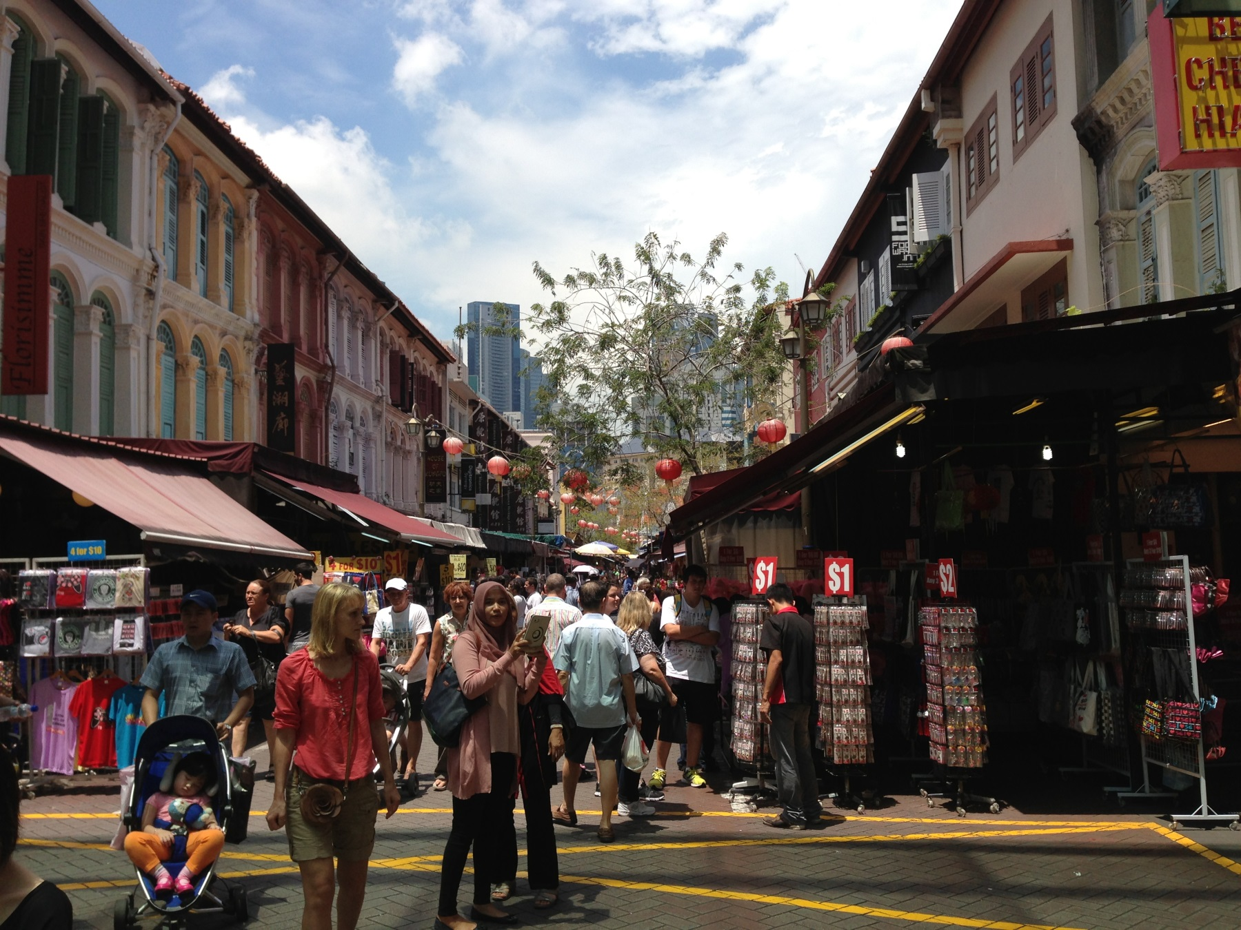 сингапур чайнатаун