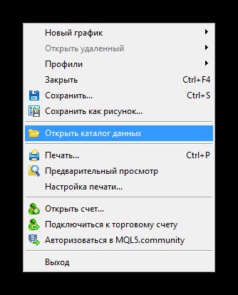 Как установить индикатор в MetaTrader 5. Установка индикатора из интернета 1