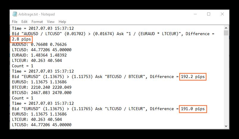 Форекс - арбитраж во времени uwcfs ltd.com forex